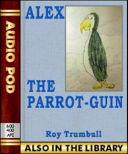Audio Book Alex the Parrot-guin