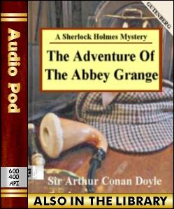 Audio Book The Adventure of the Abbey Grange:A S...