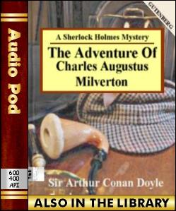 Audio Book The Adventure of Charles Augustus Mil...