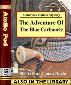 Audio Book The Adventure of the Blue Carbuncle:A...