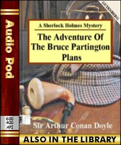 Audio Book The Adventure of the Bruce-Partington...