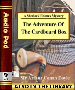 Audio Book The Adventure of the Cardboard Box:A ...