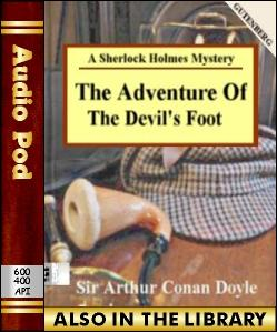 Audio Book The Adventure of the Devils Foot:A Sh...