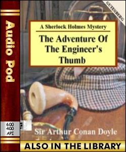 Audio Book The Adventure of the Engineer's Thumb...