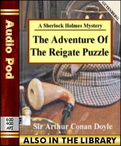 Audio Book The Adventure of the Reigate Puzzle:A...