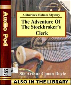 Audio Book The Adventure of the Stockbroker's Cl...
