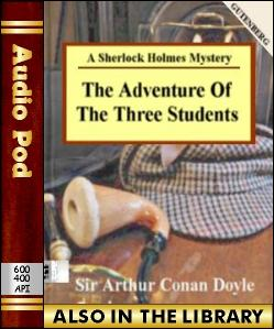 Audio Book The Adventure of the Three Students:A...