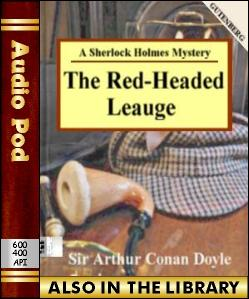 Audio Book The Red-Headed League:A Sherlock Holm...