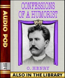 Audio Book Confessions of a Humorist