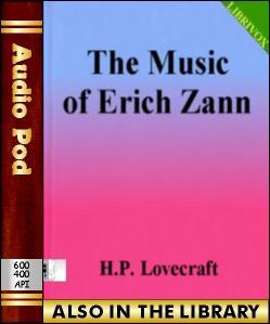 Audio Book The Music of Erich Zann