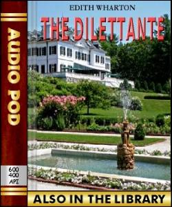 Audio Book The Dilettante