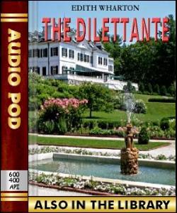 Audio Book The Dilettante