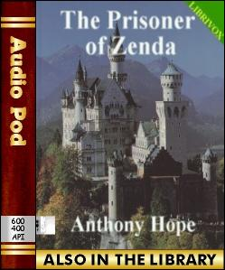 Audio Book The Prisoner of Zenda