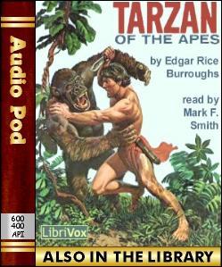 Audio Book Tarzan of the Apes