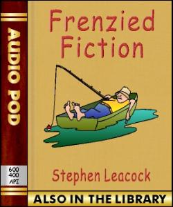 Audio Book Frenzied Fiction
