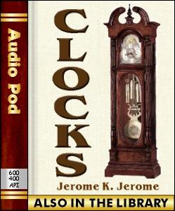 Audio Book Clocks