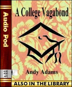 Audio Book A College Vagabond
