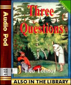 Audio Book Three Questions