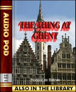Audio Book The Thing at Ghent
