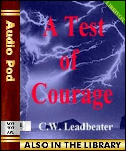 Audio Book A Test of Courage