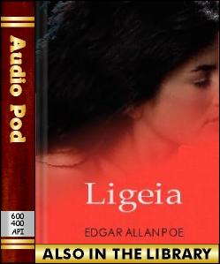 Audio Book Ligeia