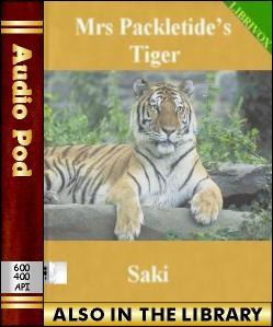 Audio Book Mrs Packletide's Tiger