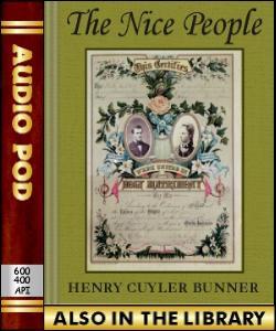 Audio Book The Nice People