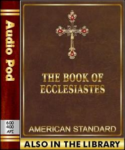 Audio Book The Book of Ecclesiastes