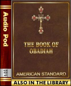 Audio Book The Book of Obadiah