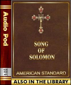 Audio Book Song of Solomon