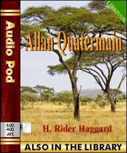 Audio Book Allan Quatermain