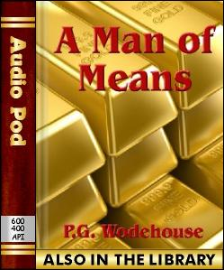 Audio Book A Man of Means