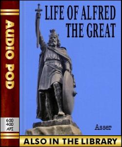 Audio Book Life of Alfred the Great