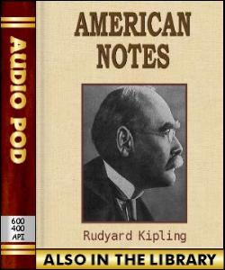 Audio Book American Notes