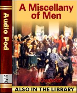 Audio Book A Miscellany of Men