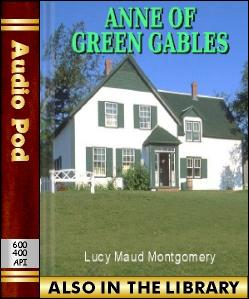 Audio Book Anne of Green Gables