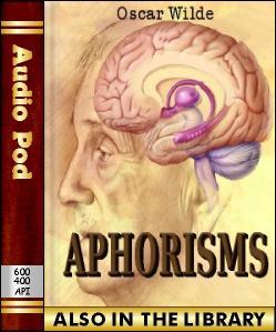Audio Book Aphorisms