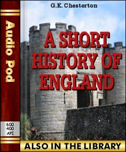 Audio Book A Short History of England