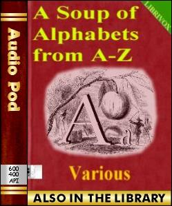 Audio Book A Soup of Alphabets from A-Z