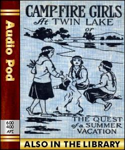 Audio Book Campfire Girls at Twin Lakes