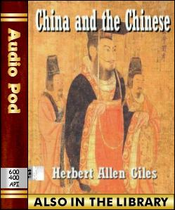 Audio Book China and the Chinese