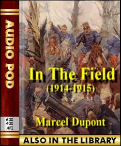 Audio Book In the Field (1914-1915):The Impressi...