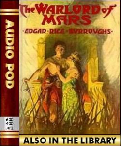 Audio Book Warlord of Mars