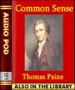 Audio Book Common Sense