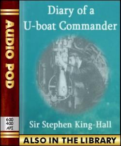Audio Book Diary of a U-boat Commander