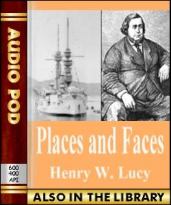 Audio Book Faces and Places