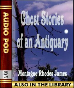 Audio Book Ghost Stories of an Antiquary