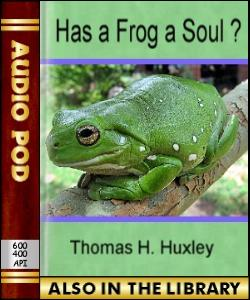 Audio Book Has a Frog a Soul?