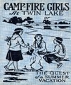Campfire Girls at Twin Lakes